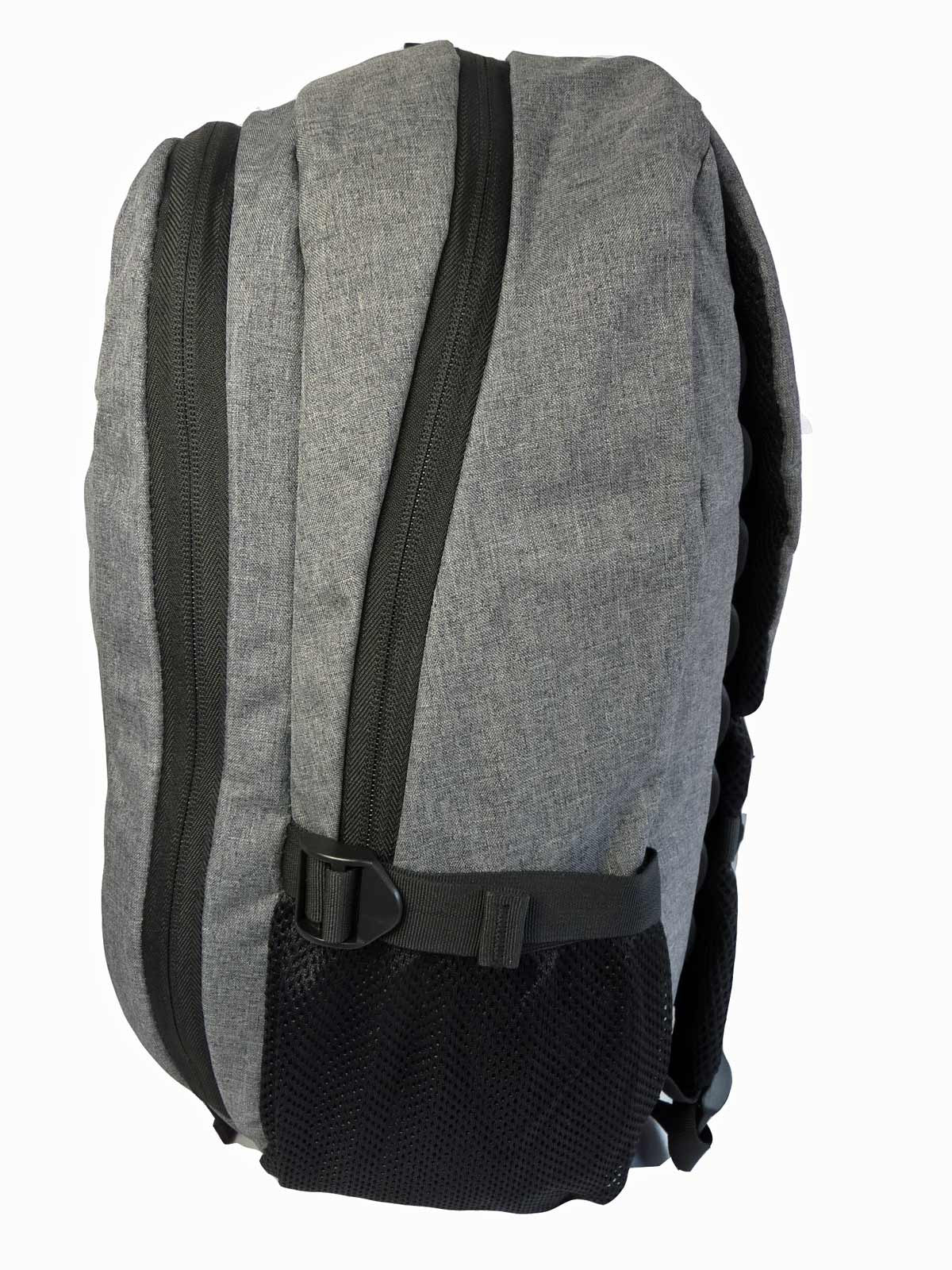 Laptop Macbook Backpack Rucksack Bag RL45GY S Side View