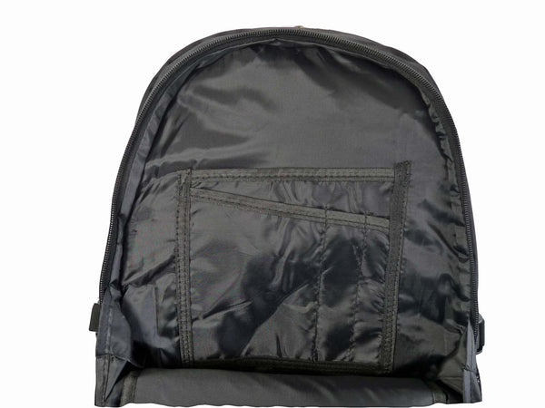 Laptop Macbook Backpack Rucksack Bag RL45K Inside 2 View