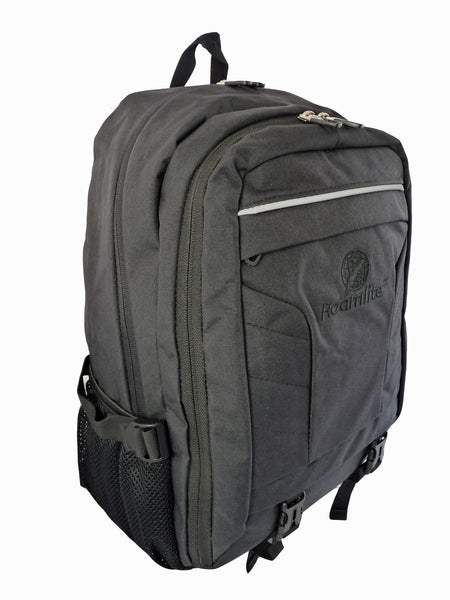 Laptop Macbook Backpack Rucksack Bag RL45K Side View