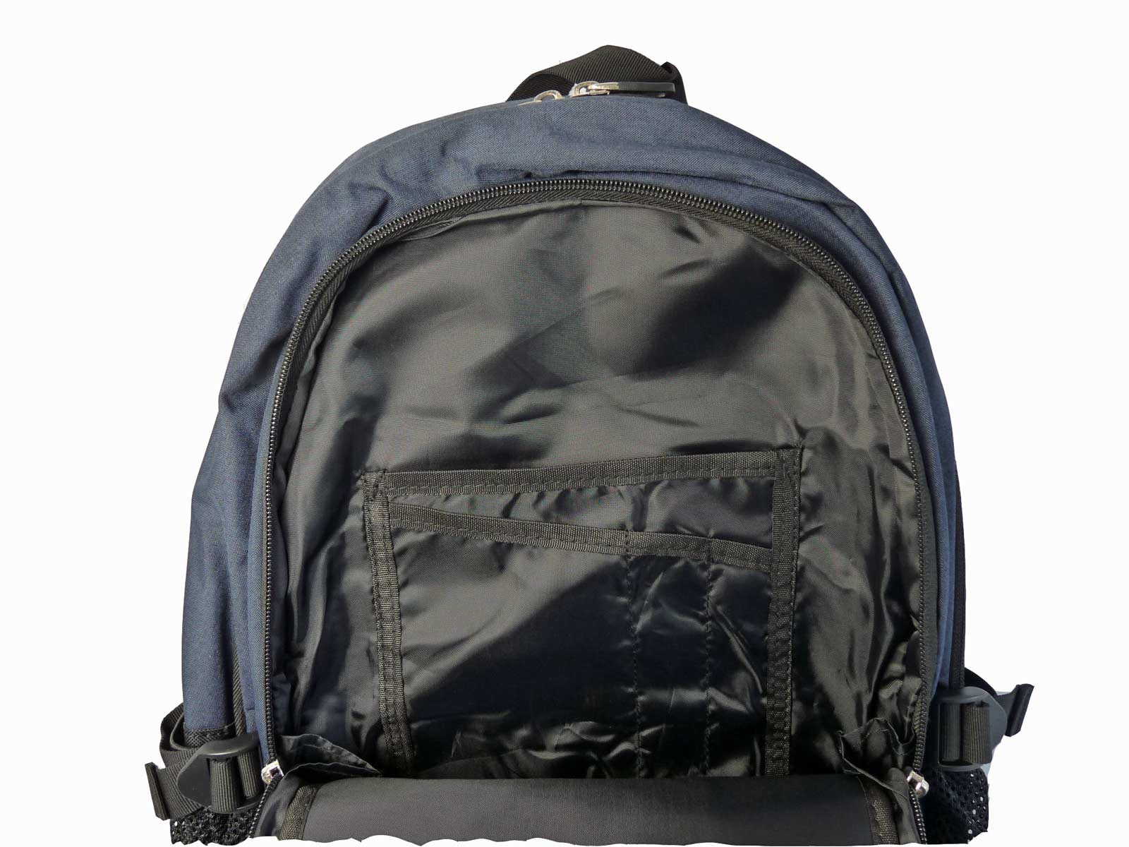 Laptop Macbook Backpack Rucksack Bag RL45N Inside View