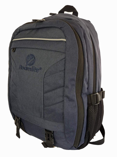 Laptop Macbook Backpack Rucksack Bag RL45N Side View