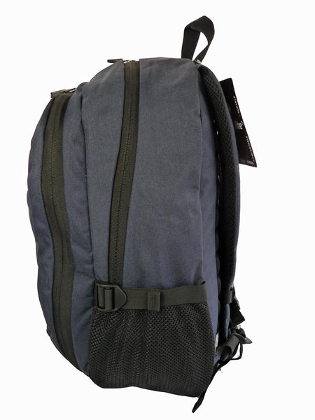 Laptop Macbook Backpack Rucksack Bag RL45N S Side View