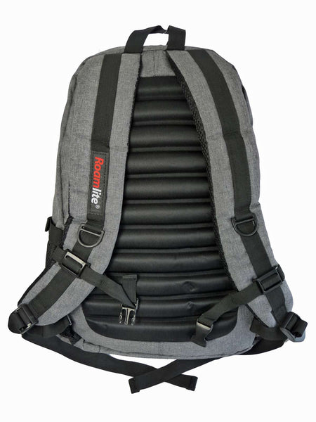 Laptop Macbook Backpack Rucksack Bag RL45GY Back 2 View