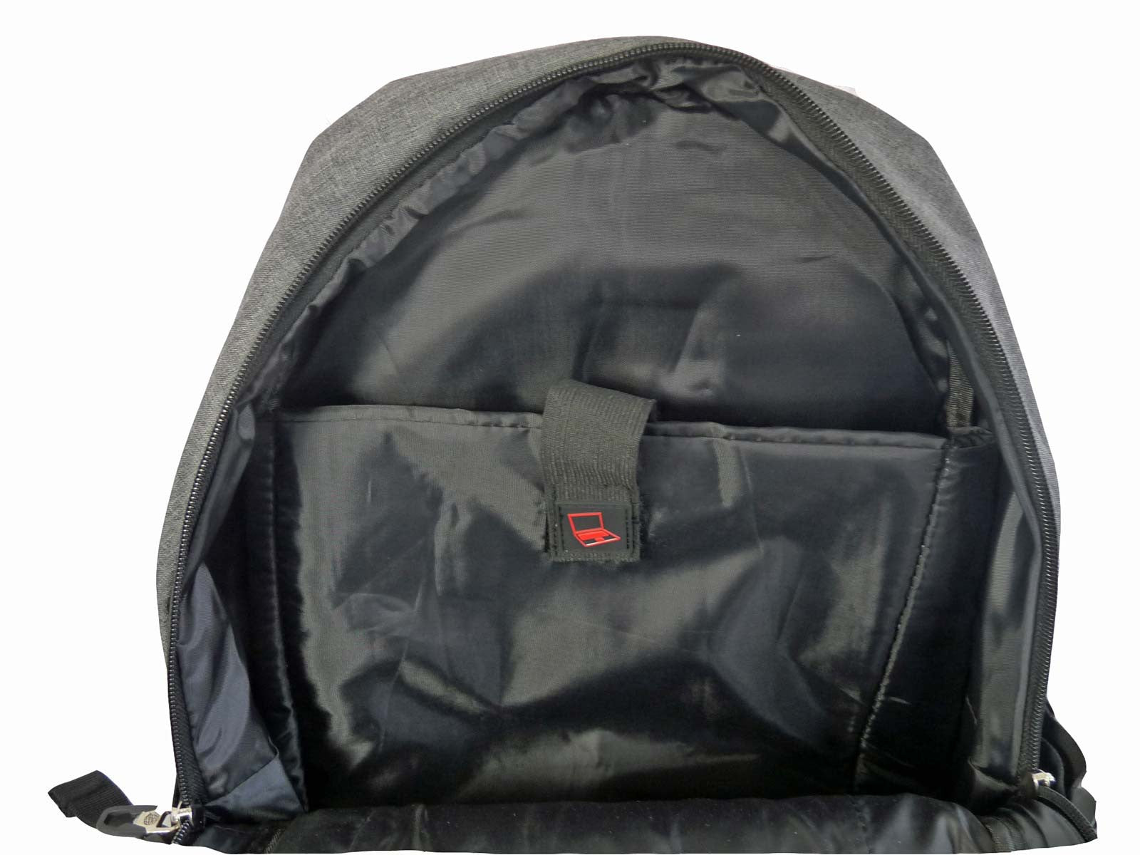 Laptop Macbook Backpack Rucksack Bag RL45GY Sleeve View