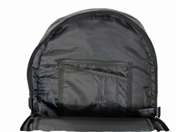 Laptop Macbook Backpack Rucksack Bag RL45GY Inside View
