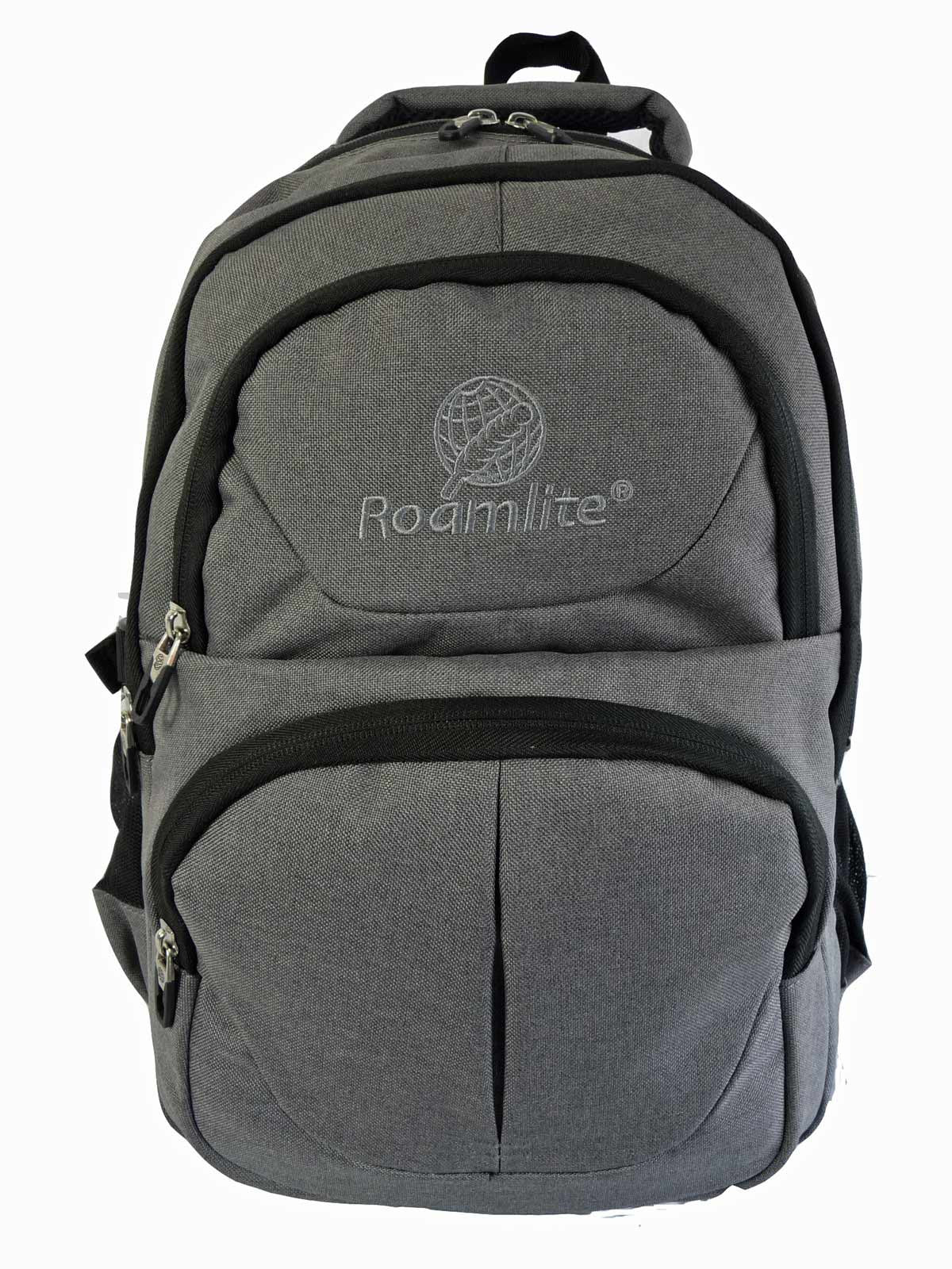 Laptop Macbook Backpack Rucksack Bag RL43GY Front View