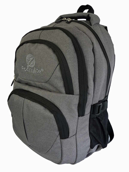 Laptop Macbook Backpack Rucksack Bag RL43GY Side View