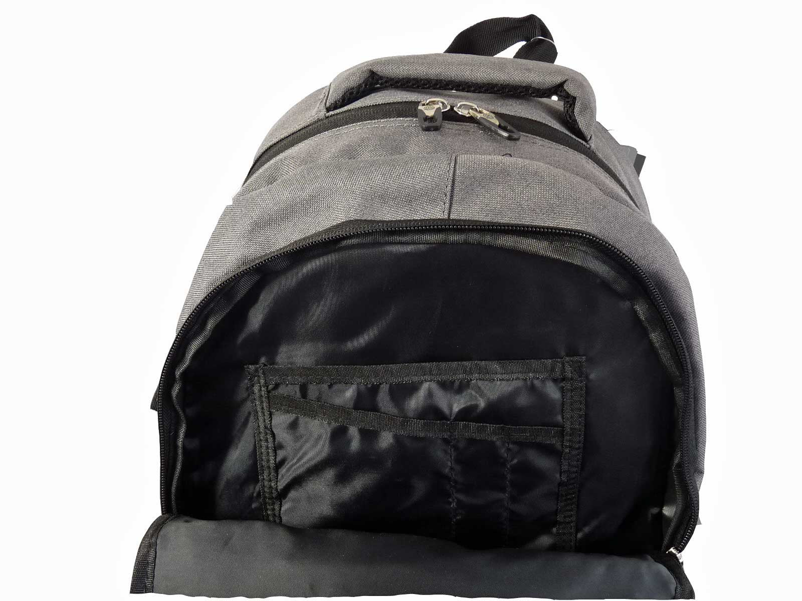 Laptop Macbook Backpack Rucksack Bag RL43GY Inside View