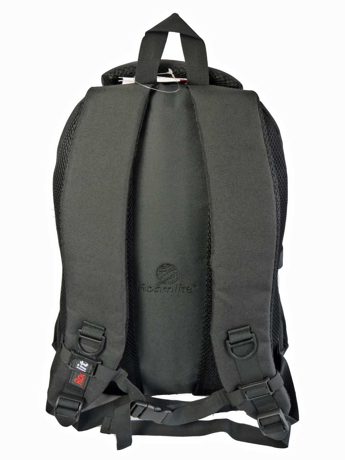 Laptop Macbook Backpack Rucksack Bag RL43 Back View