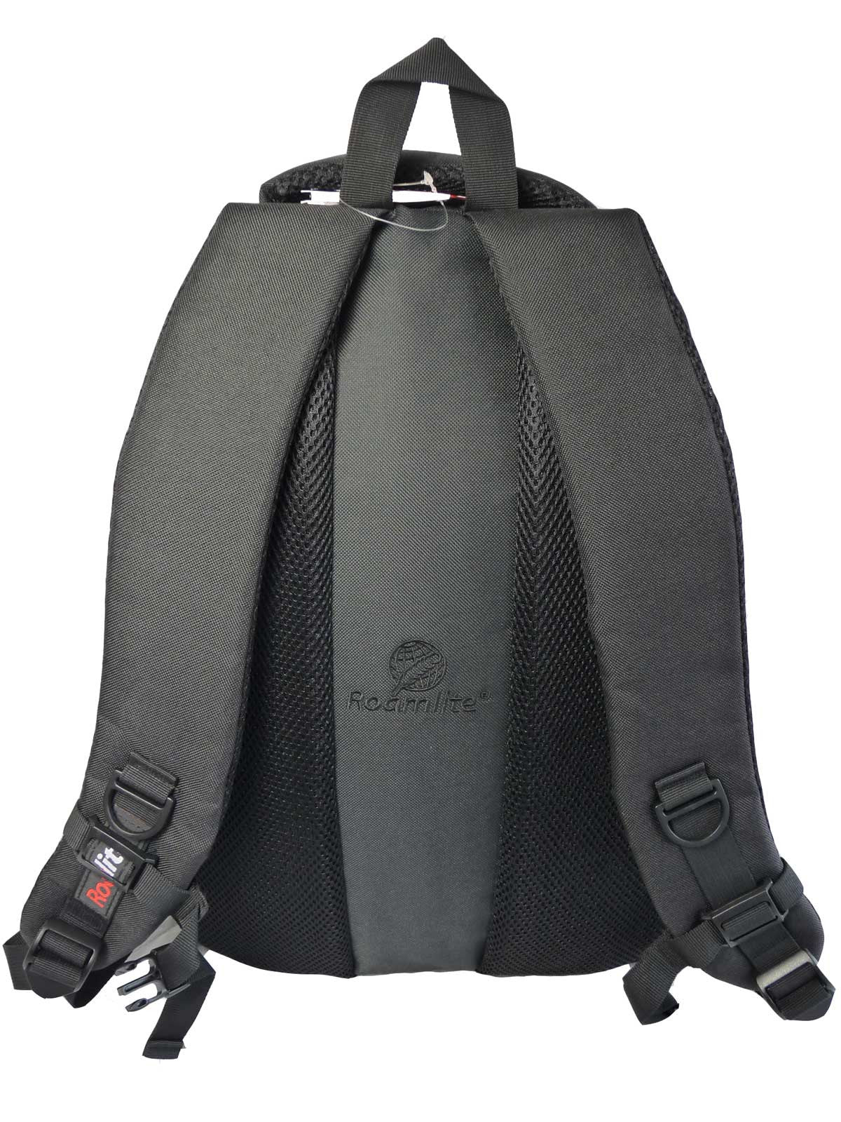Laptop Macbook Backpack Rucksack Bag RL43 Back B View