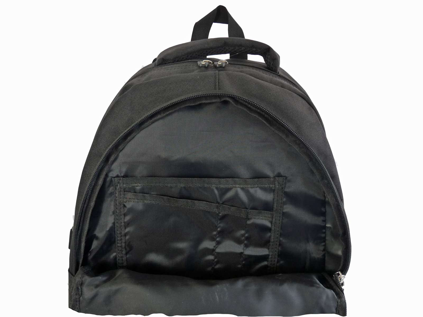 Laptop Macbook Backpack Rucksack Bag RL43K Inside View
