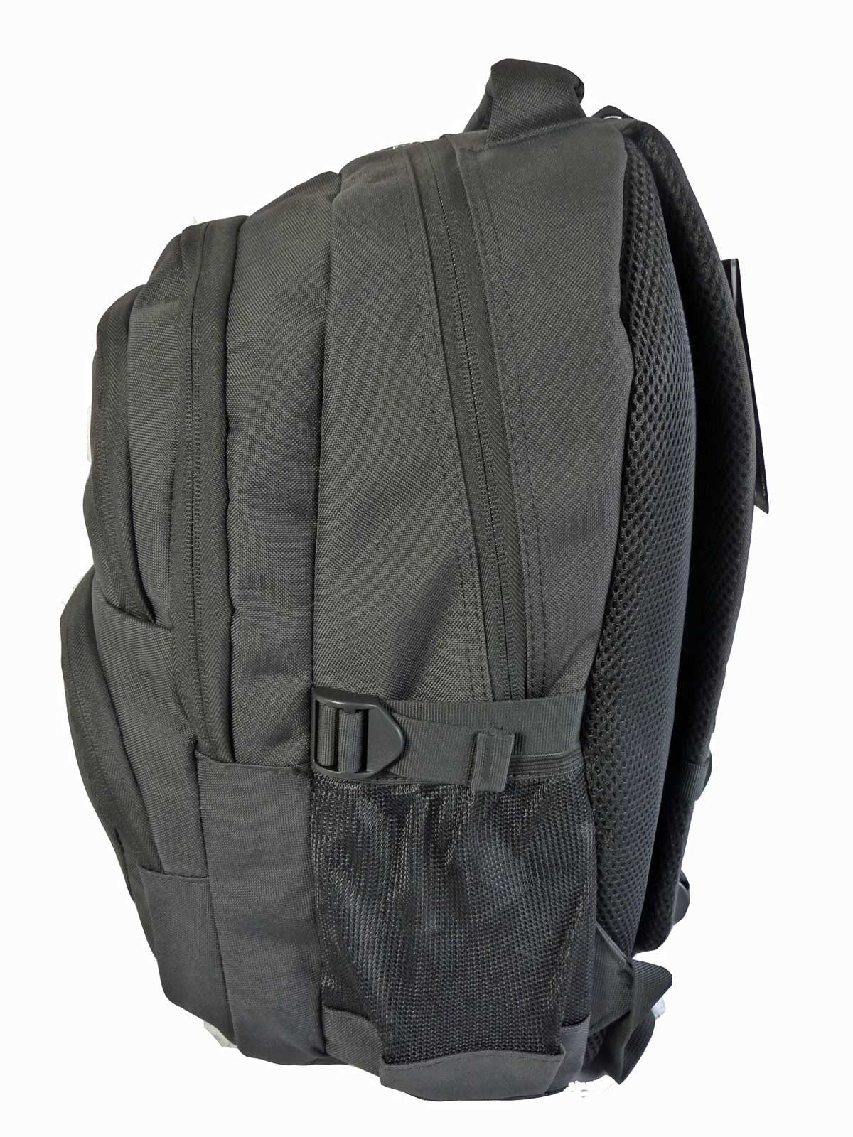 Laptop Macbook Backpack Rucksack Bag RL43K Side S View
