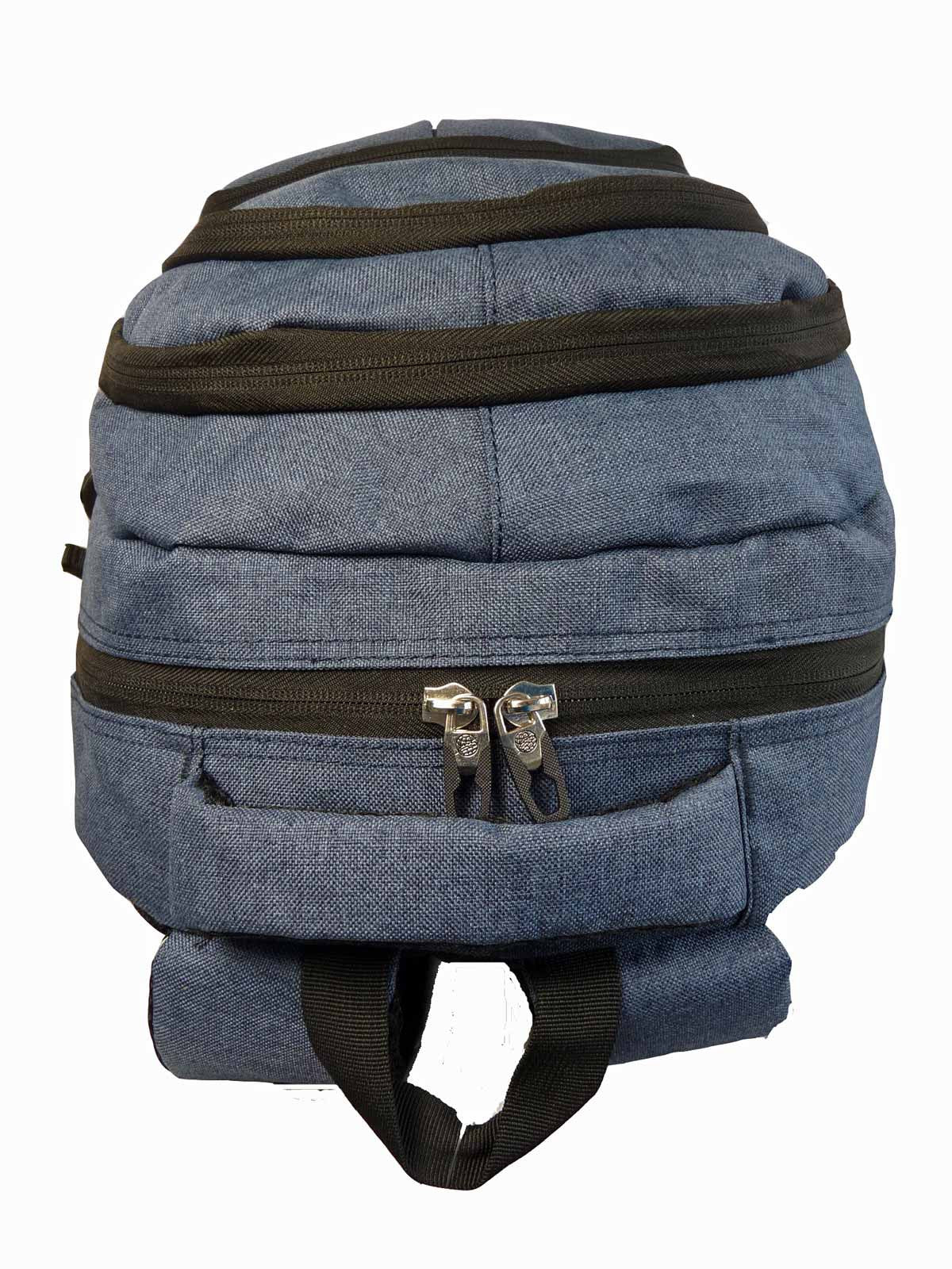 Laptop Macbook Backpack Rucksack Bag RL43N Top View