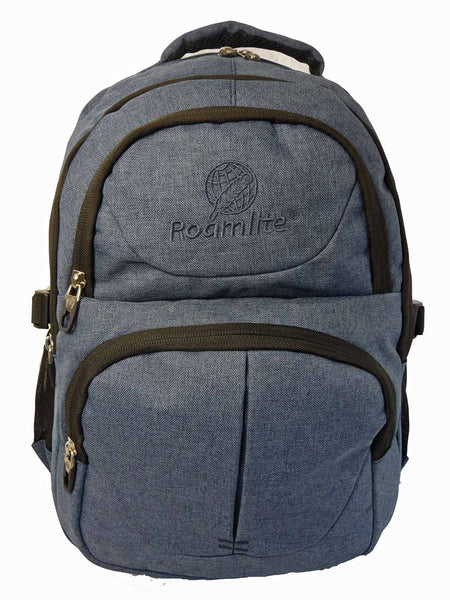 Laptop Macbook Backpack Rucksack Bag RL43N Front View
