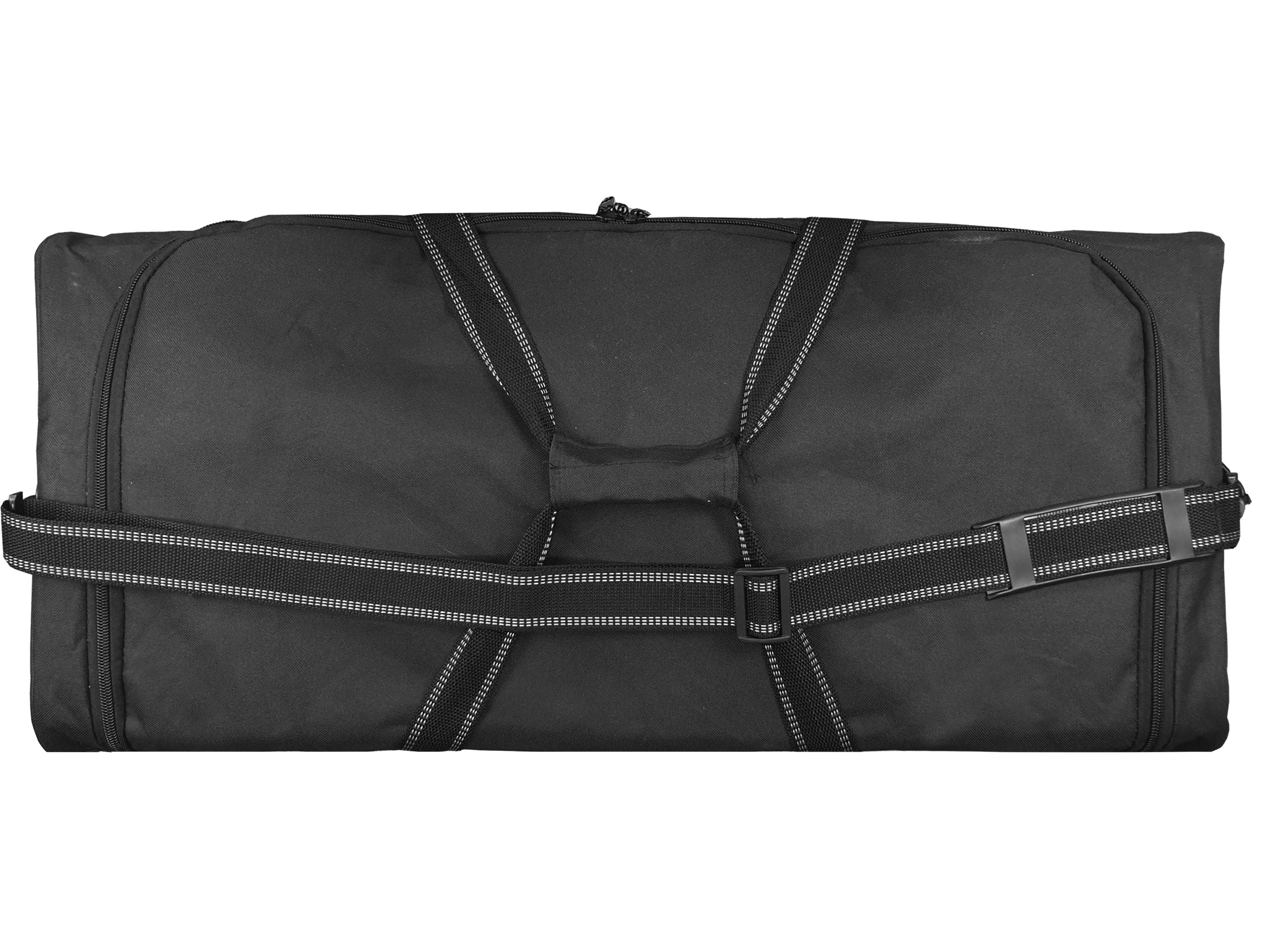 Extra Large Travel Holdall, 100L Cargo Bag, Storage Laundry Duffle R30