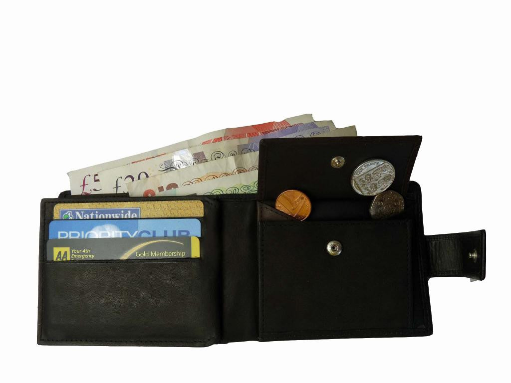 RL362B Wallet inside