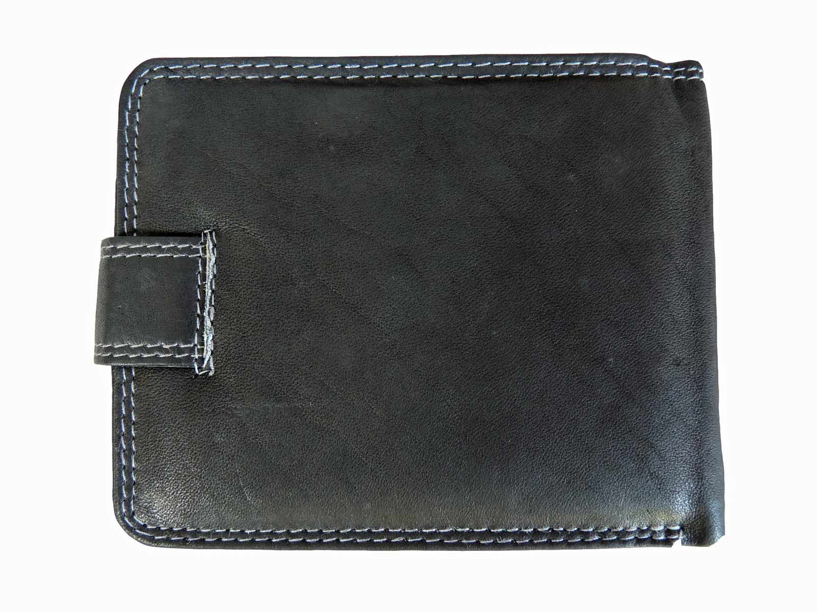 Gents Slimfold Jeans Wallets Roamlite RL410AWk REAR view