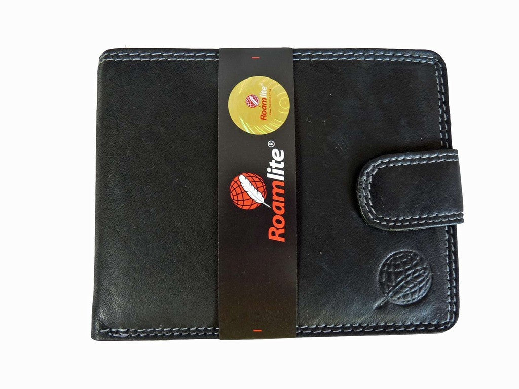 Gents Slimfold Jeans Wallets Roamlite RL410AWK front view
