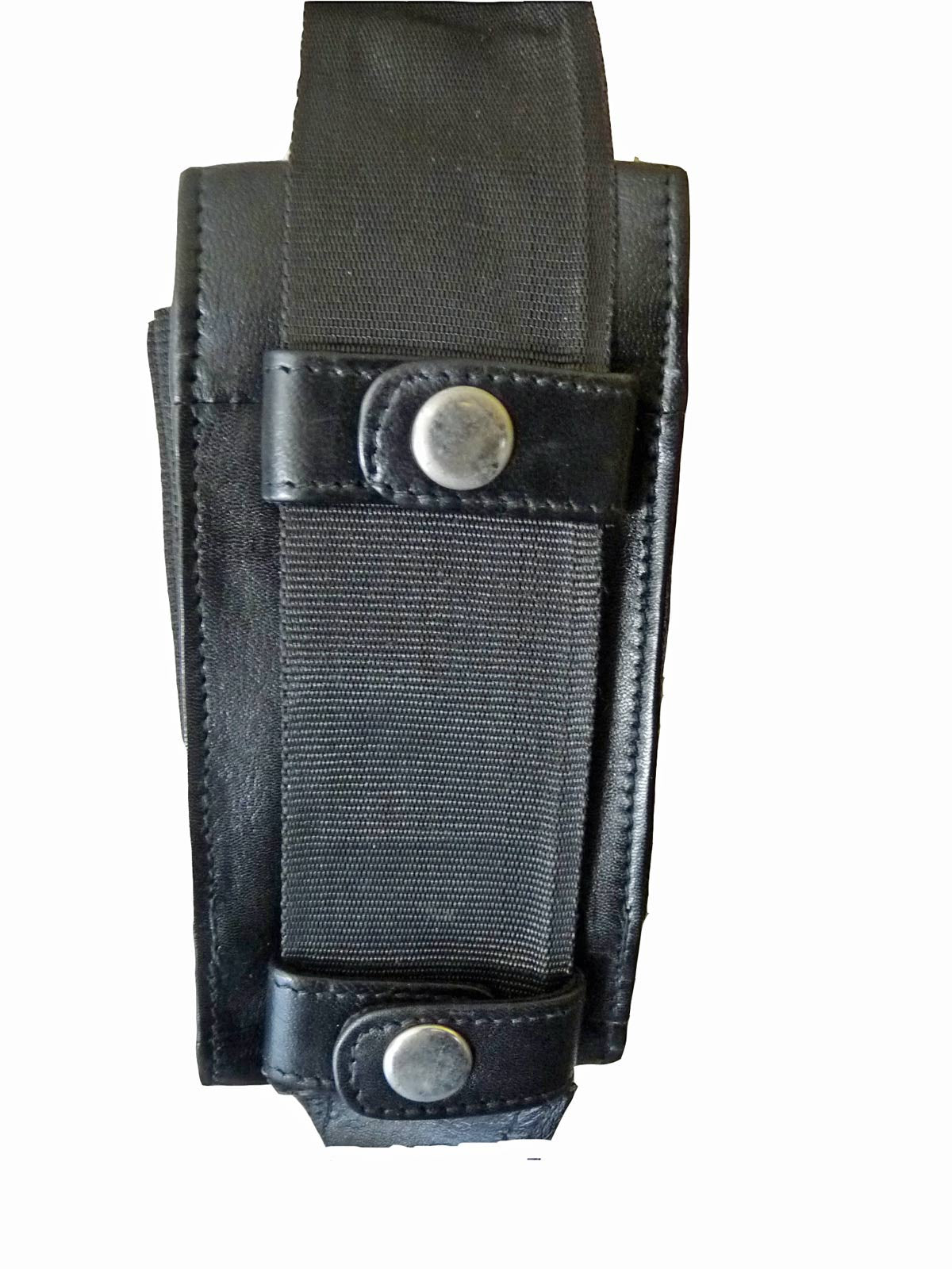 Shoulder Under Arm Holster Travel Bag Black RL705 POCKET VIEW 2