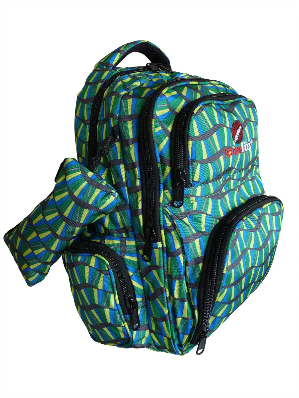 School Backpacks Bags RL88S right side