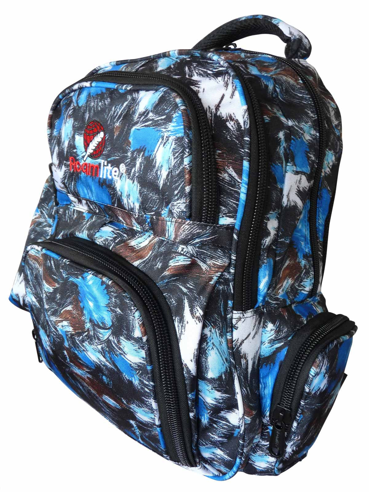 School Backpacks Bags RL88S Navy Blue Paint