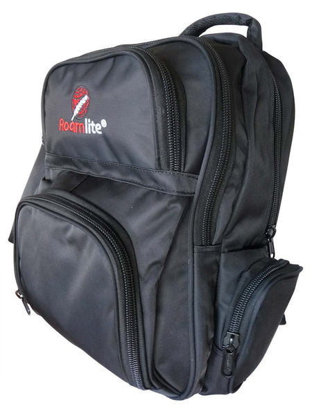 School Backpacks Bags RL88S Black Coloured logo