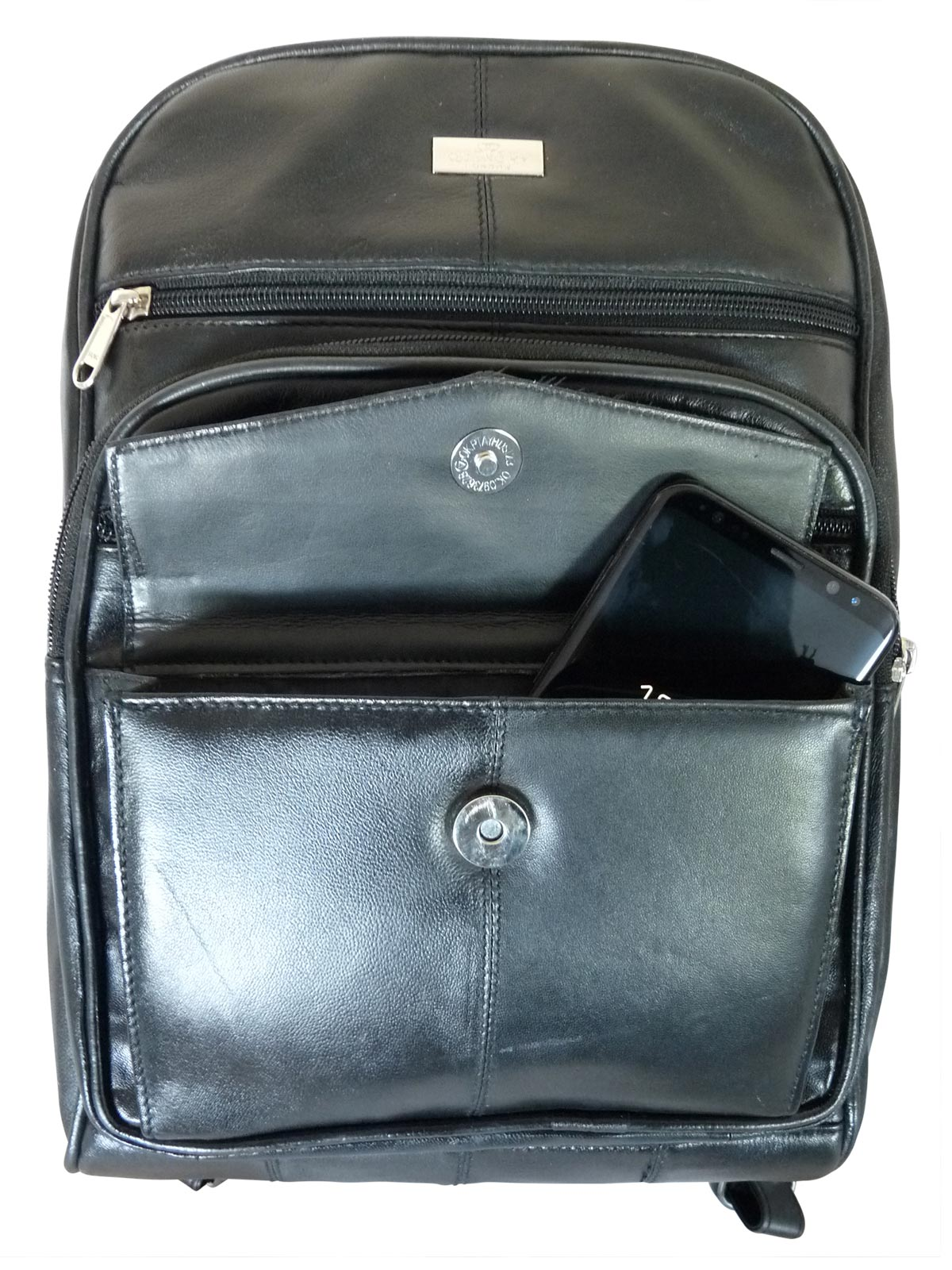 Womens Real leather bagpack handbag QL192Ks