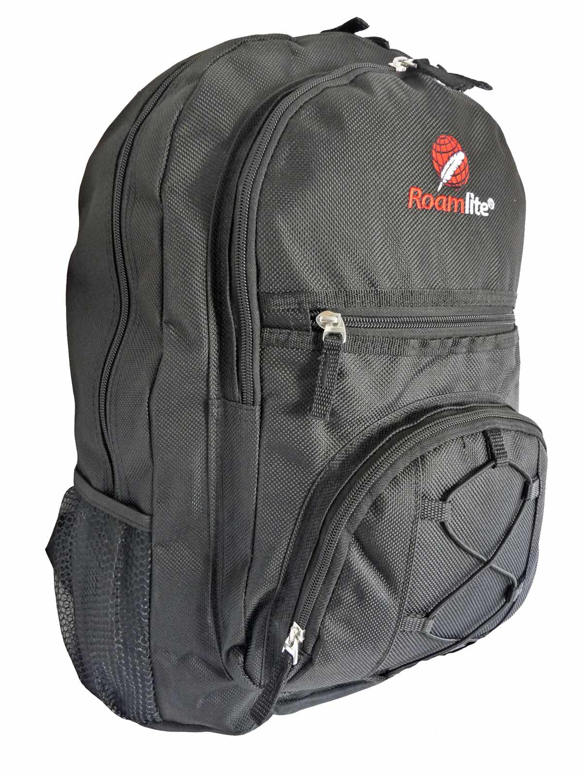 Kids School Bags RL37M Black R Side View