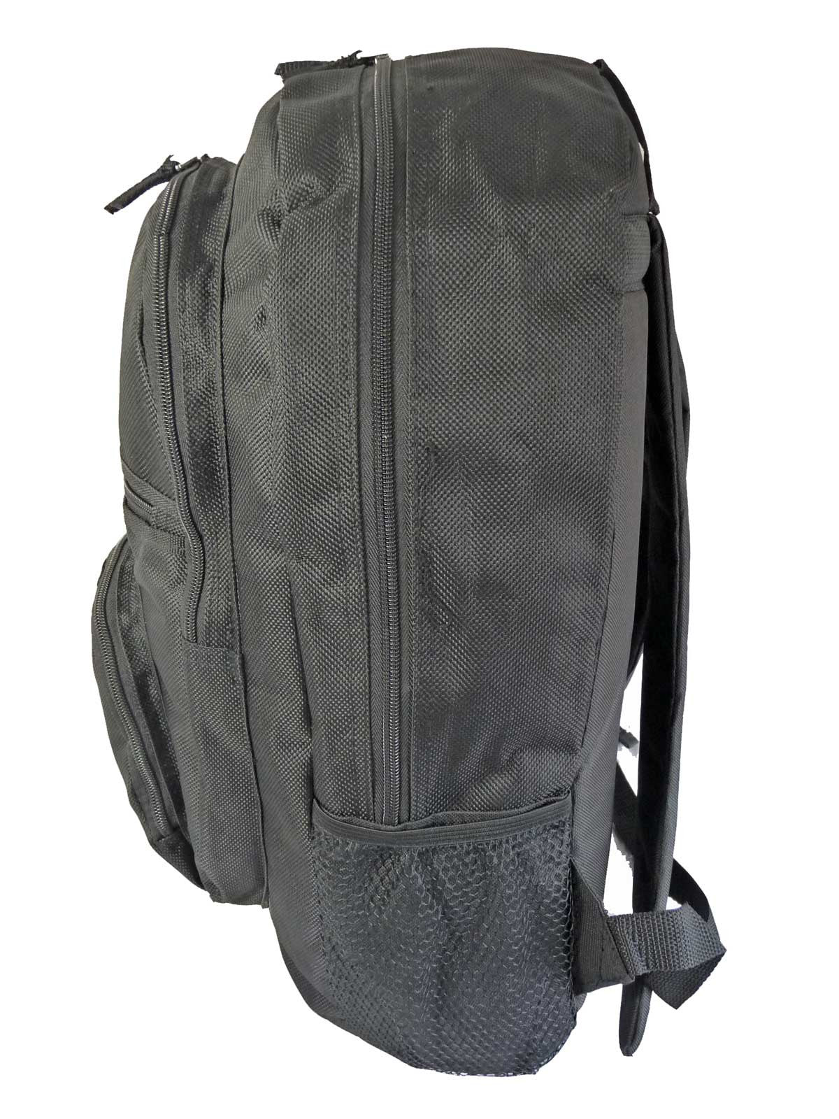 Kids School Bags RL37M Black S Side View
