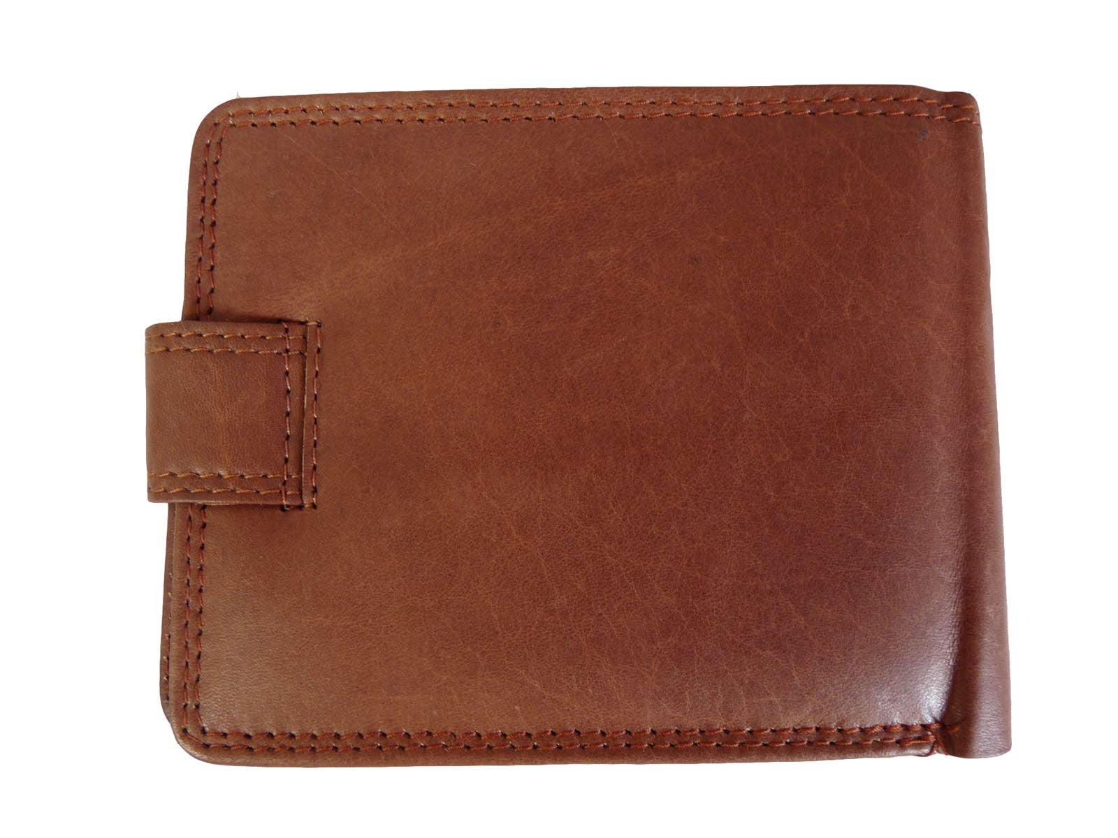 Gents Slimfold Jeans Wallets Roamlite RL410AWlb REAR view