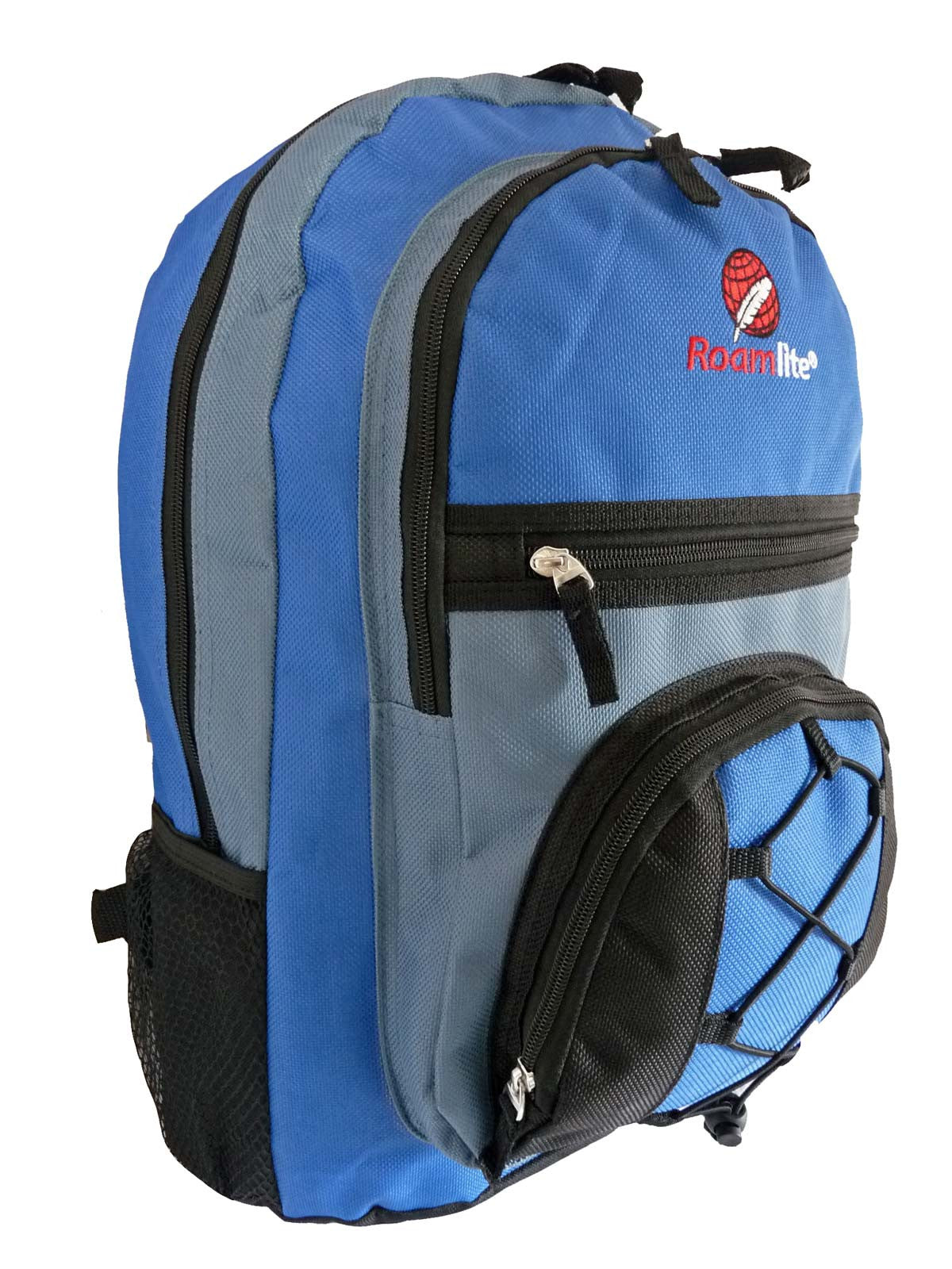 Kids School Bags RL37M Light Blue R Side View