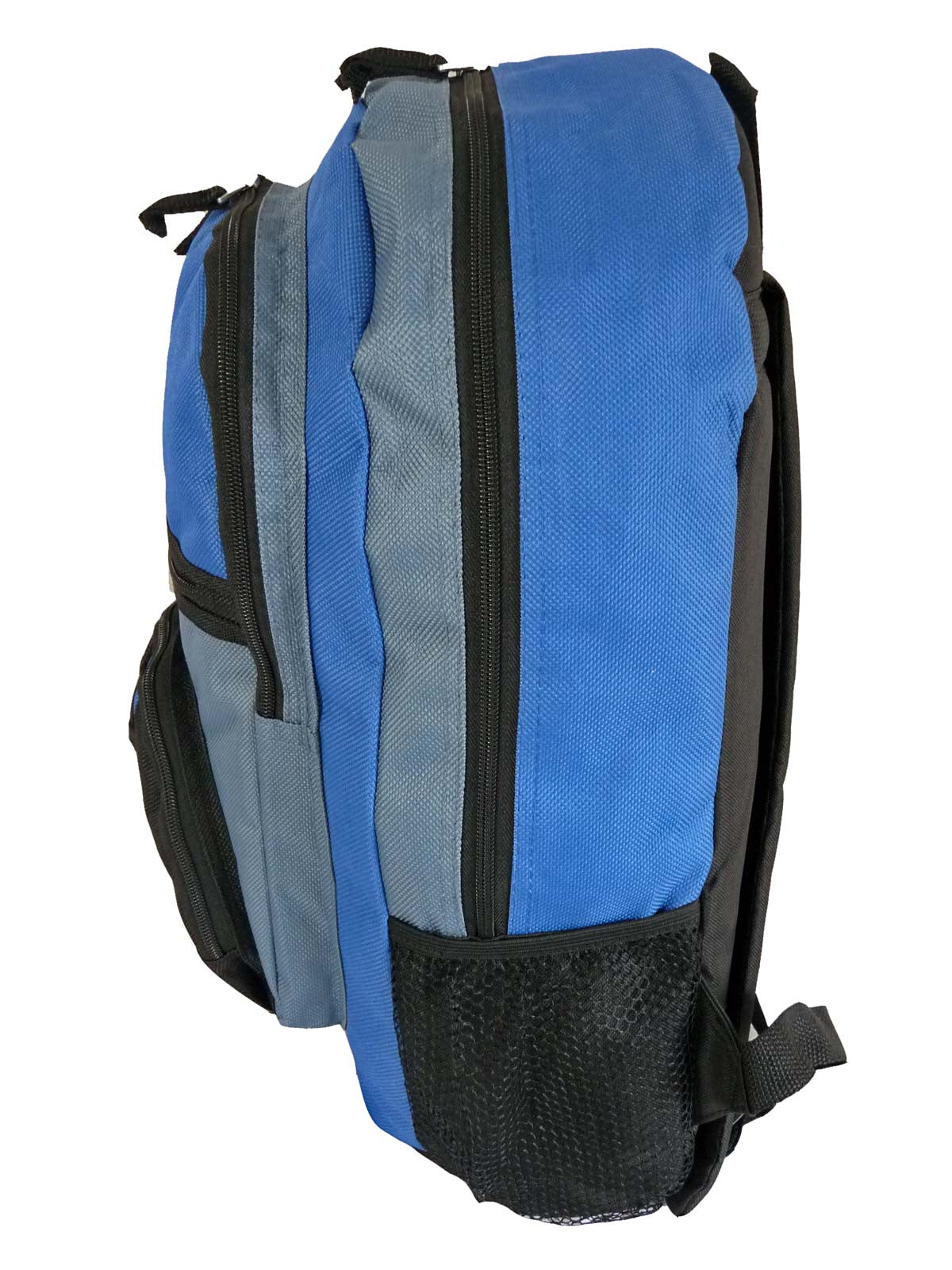 Kids School Bags RL37M Light Blue S Side View