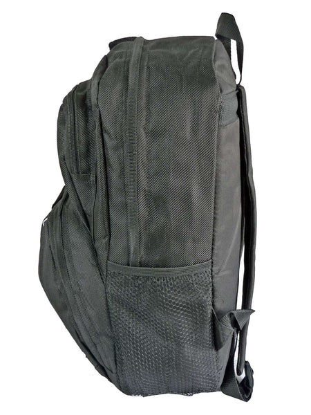 Kids School Backpack Bag RL28 Black S Side View