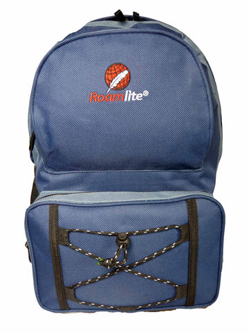 School Backpack Bag RL31GY Side View