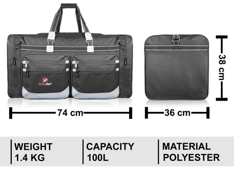 Large Cargo and Laundry Bag RL04KKf