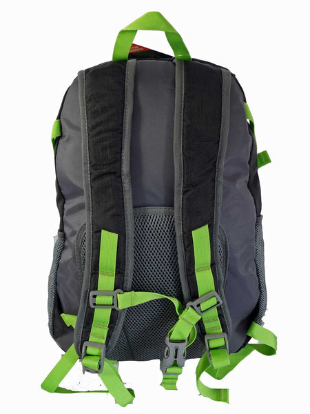 Hi High Viz Vis Backpack RL47K Black Back View