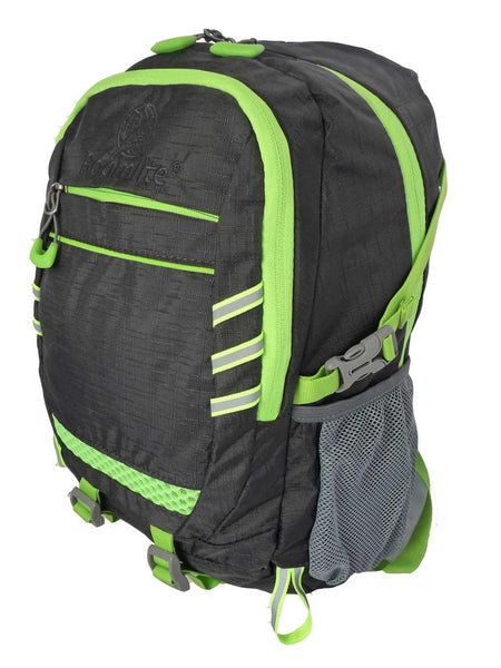Hi High Viz Vis Backpack RL47K Black L Side View