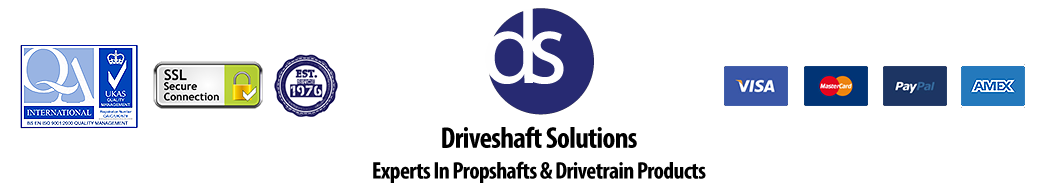 Universal Joints – Driveshaft Solutions