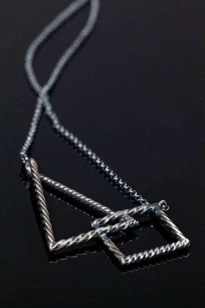 Alpha Necklace