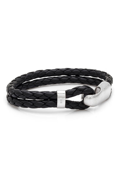 Monsieur Black Bracelet