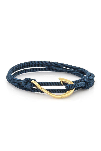 Sunset Blue Hook Bracelet