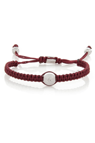 4Fellas Classic Pure Red Bracelet
