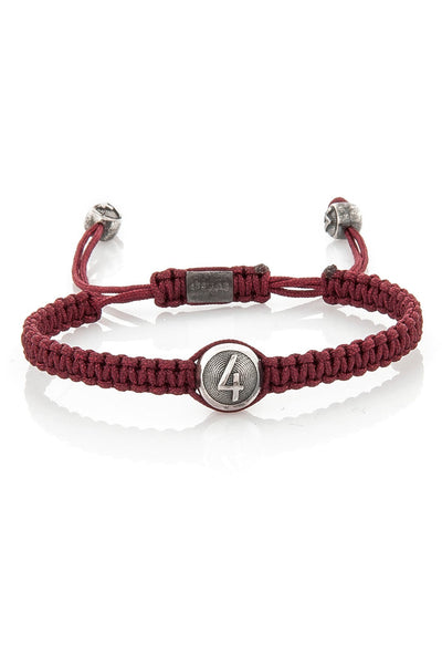 4Fellas Classic Red Bracelet