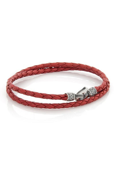 Eclipse Red Bracelet