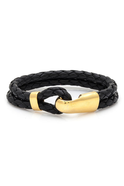 Monsieur Gold Bracelet