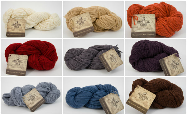 Imperial Yarn - Erin