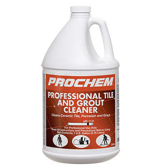 Professional Tile & Grout Cleaner