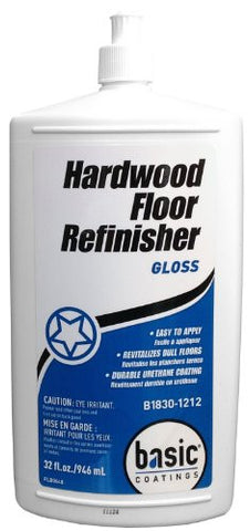Hardwood Floor Refinisher