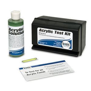 Basic Acrylic Test Kit