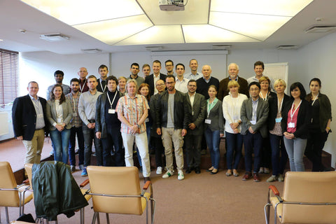 Exicilight meeting group photo